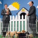 VIDEO: Stephen Colbert & Jim Parsons Use 'Alternative Facts' to Get Puppies Adopted
