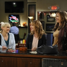 First Look - Judy Greer Guests on Tonight's MOM on CBS