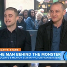 VIDEO: Daniel Radcliffe, James McAvoy Talk New Film VICTOR FRANKENSTEIN