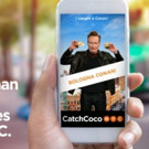 TBS's CONAN Teams with AT&T to Launch CATCH COCO Mobile App