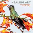 Robert Flatt Unveils New Book HEALING ART