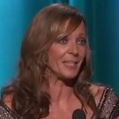 VIDEO: Allison Janney Accepts Emmy Award for Best Supporting Actress in a Comedy