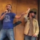 STAGE TUBE: Fans and LES MISERABLES Cast Member Compete for HAMILTON CD at #Ham4Ham's First Sing-Along