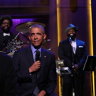 VIDEO: President Obama Slow Jams the News & More on TONIGHT; All the Clips!
