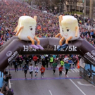 BWW Review: HOT CHOCOLATE 15K/5K in Columbus, Ohio - A Sweet Race to Kick Off the Holiday Season