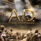 A.D. THE BIBLE CONTINUES Comes to Blu-ray/DVD Today