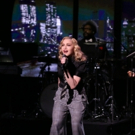 VIDEO: Madonna Performs 'Borderline' on TONIGHT SHOW!