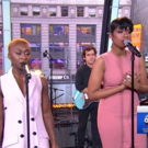 VIDEO: THE COLOR PURPLE's Jennifer Hudson, Cynthia Erivo Perform Title Song on GMA