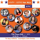 Rosie O'Donnell, Lea DeLaria & More to Headline LPAC Comedy Benefit LEVITY AND JUSTICE FOR ALL