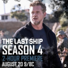 TNT's THE LAST SHIP Returns with Thrilling Two-Hour Premiere This August