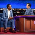 VIDEO: Tony Nominee Corey Hawkins Recalls Nightmarish Juilliard Audition on LATE SHOW