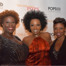 Photo Coverage: Go Backstage with Montego Glover, Capathia Jenkins, and Sy Smith at Carnegie Hall