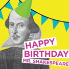 Celebrate Shakespeare's 452nd Birthday with Cake & Fun at The Old Globe