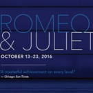 Joffrey Ballet to Open 2016-17 Season with ROMEO & JULIET