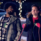 VIDEO: Jimmy Fallon & Questlove Get 'Lit' with Holiday Spirit in GOLDEN GLOBE AWARDS Promo