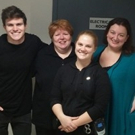 Theatre Life with the Stage Management Team of ANGELS IN AMERICA at Round House Theatre