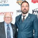 Ben Affleck & Pixar Filmmakers Honored by Ed Asner at Autfest Film Festival