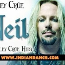 Motley Crue's Vince Neil Set for Indian Ranch This Summer