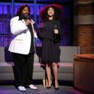 VIDEO: Maya Rudolph & Kenan Thompson Perform as T.T. and Mario on LATE NIGHT