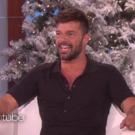 VIDEO: Superstar Ricky Martin Announces Upcoming Las Vegas Residency on ELLEN