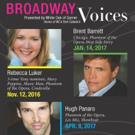 Rebecca Luker and More Set for Garner Performing Arts Center's BROADWAY VOICES Series