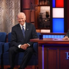 Vice President Joe Biden to Return to CBS's LATE SHOW with STEPHEN COLBERT, 12/6