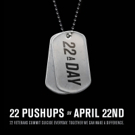 UFC Gym Participates in #22Kill Campaign for Veteran Suicide Awareness, 4/22