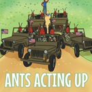 Granny Mae Releases ANTS ACTING UP