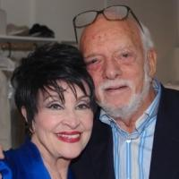 Photo Coverage: Hal Prince Visits Chita Rivera Backstage