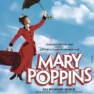 Disney und Cameron Mackintoshs Musical MARY POPPINS Deutschsprachige Erstauff�hrung als Doppel-CD im Handel erh�ltlich!