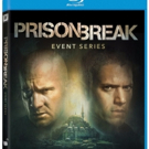 PRISON BREAK Event Series Arrives on Blu-ray and DVD 6/27