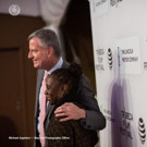 Photo Flash: Mayor Bill de Blasio and First Lady Chirlane McCray at Tribeca Film Festival