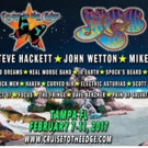 CRUISE TO THE EDGE 2017 Prog-Rock's Biggest Festival Sailing from Tampa to Cozumel