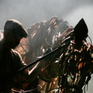WAR HORSE's Topthorn Galloping to Atlanta's Worlds of Puppetry Museum