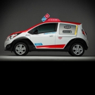 Second Wave of Domino's DXP' Delivery Vehicles to Hit the Road This Summer