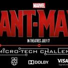 Disney, Marvel Studios Create MARVEL'S ANT-MAN MICRO-TECH CHALLENGE