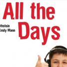 McCarter Theatre to End 2015-16 Season with World Premiere of ALL THE DAYS