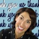 MTV's GIRL CODE Writer to Premiere Solo Show NO THANK YOU at The PIT Loft