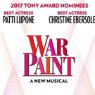 WAR PAINT Cast Recording Available for Pre-Order; Receive Two Singles Today!