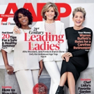 Sharon Stone, Alfre Woodard &Jane Fonda Featured in June/July AARP The Magazine