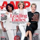 Sharon Stone, Alfre Woodard &Jane Fonda Featured in June/July AARP The Magazine