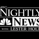 NBC NIGHTLY NEWS WITH LESTER HOLT Delivers Largest Total Viewer Audience Since March