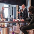 Photo Flash: First Look at Brittany Uomoleale, Victor Almanzar & More in Rehearsal for Steppenwolf's GRAND CONCOURSE