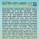 Red Hot Chili Peppers, Chance the Rapper, the Killers, Gorillaz & More to Headline Austin City Limits Music Festival