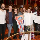 Exclusive Photo Coverage: Inside NATASHA, PIERRE & THE GREAT COMET OF 1812's Gypsy Robe Ceremony!