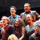 Photo Coverage: Curtain Call And Celebration Of McCoy-Rigby Entertainment's RENT