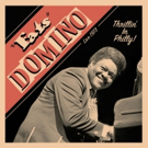 Vintage Fats Domino Recording THRILLIN' IN PHILLY - LIVE 1973 Out Today