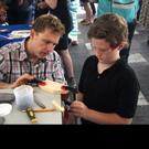 Boston Children's Museum Hosts Mini Maker Faire Event, 7/23