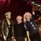 BWW Review: Adam Lambert and Queen Brought the Park Down in Tel Aviv