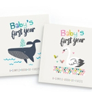 Lucy Darling Announces Two New Baby Memory Book Designs